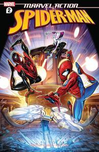 Marvel Action Spider-Man 002 2020 Digital Zone