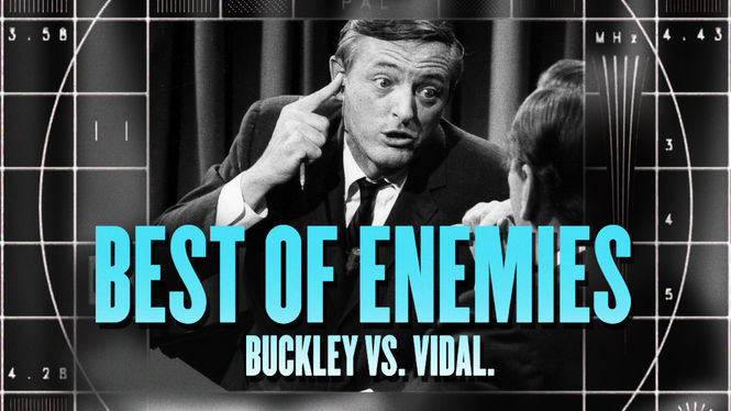 Best of Enemies: Buckley vs. Vidal (2015)
