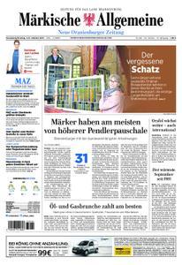 Neue Oranienburger Zeitung - 05. Oktober 2019