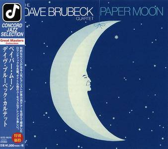 The Dave Brubeck Quartet - Paper Moon (1981) Japanese Reissue 2014 [Re-Up]