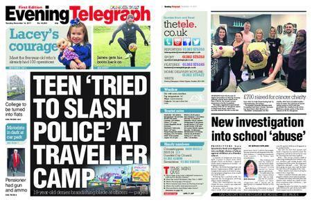 Evening Telegraph First Edition – November 14, 2017