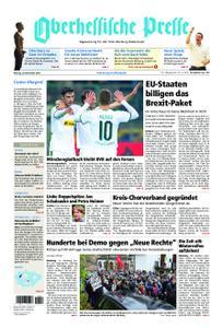 Oberhessische Presse Marburg/Ostkreis - 26. November 2018