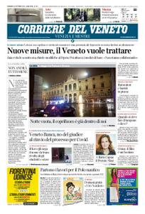 Corriere del Veneto Venezia e Mestre – 25 ottobre 2020