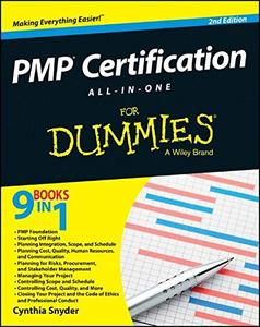 PMP Certification All-in-One For Dummies