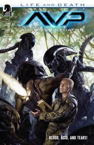 Aliens vs Predator - Life and Death 03 (of 04) (2017) GetComics INFO