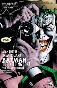 Batman - The Killing Joke - The Deluxe Edition 2008 digital
