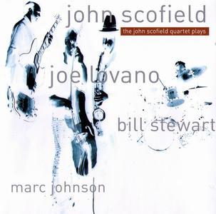John Scofield - The John Scofield Quartet Plays Live (1993)