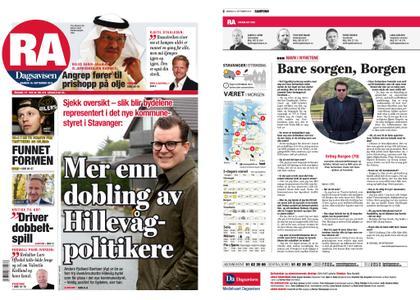 Rogalands Avis – 16. september 2019