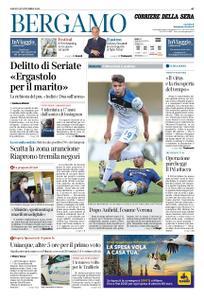 Corriere della Sera Bergamo – 28 novembre 2020