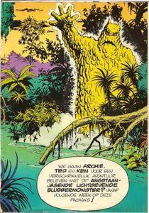 Archie De Man Van Staal - 00 - Het Gele Monster