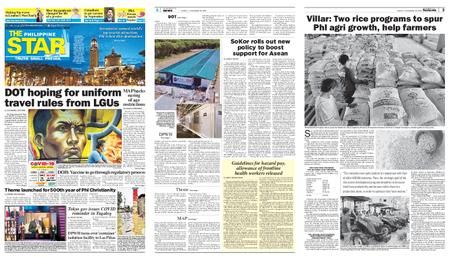 The Philippine Star – Nobiyembre 29, 2020