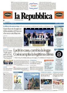 la Repubblica - 4 Maggio 2017