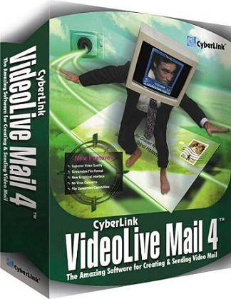 CyberLink VideoLive Mail ver. 4.1.0703
