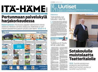 Itä-Häme – 18.05.2019