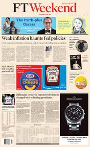 Financial Times Europe – 23 February 2019