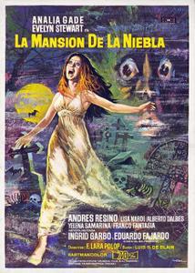 La mansión de la niebla / The Murder Mansion (1972)