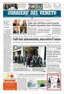 Corriere del Veneto Venezia e Mestre – 24 febbraio 2019