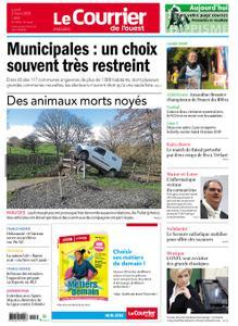 Le Courrier de l'Ouest Angers – 02 mars 2020