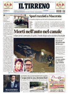 Il Tirreno Livorno - 4 Febbraio 2018