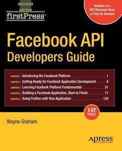 Facebook API Developers Guide (Repost)