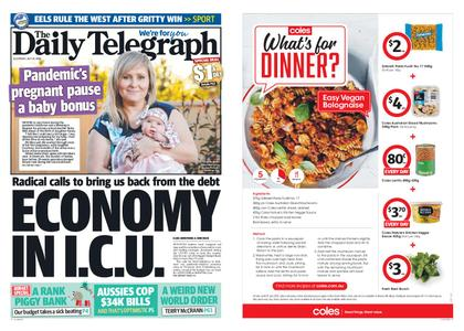 The Daily Telegraph (Sydney) – July 24, 2020