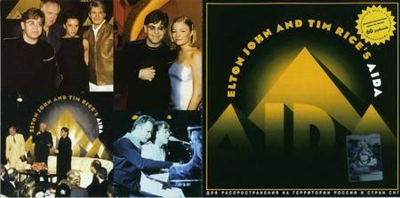 Elton John & Tim Rice's - Aida (1999)