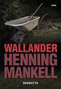 «Haudattu» by Henning Mankell