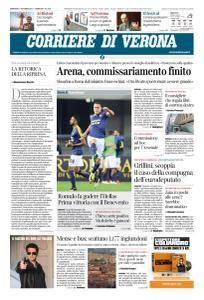 Corriere di Verona - 17 Ottobre 2017