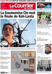 Le Courrier de l'Ouest Angers – 14 juin 2019