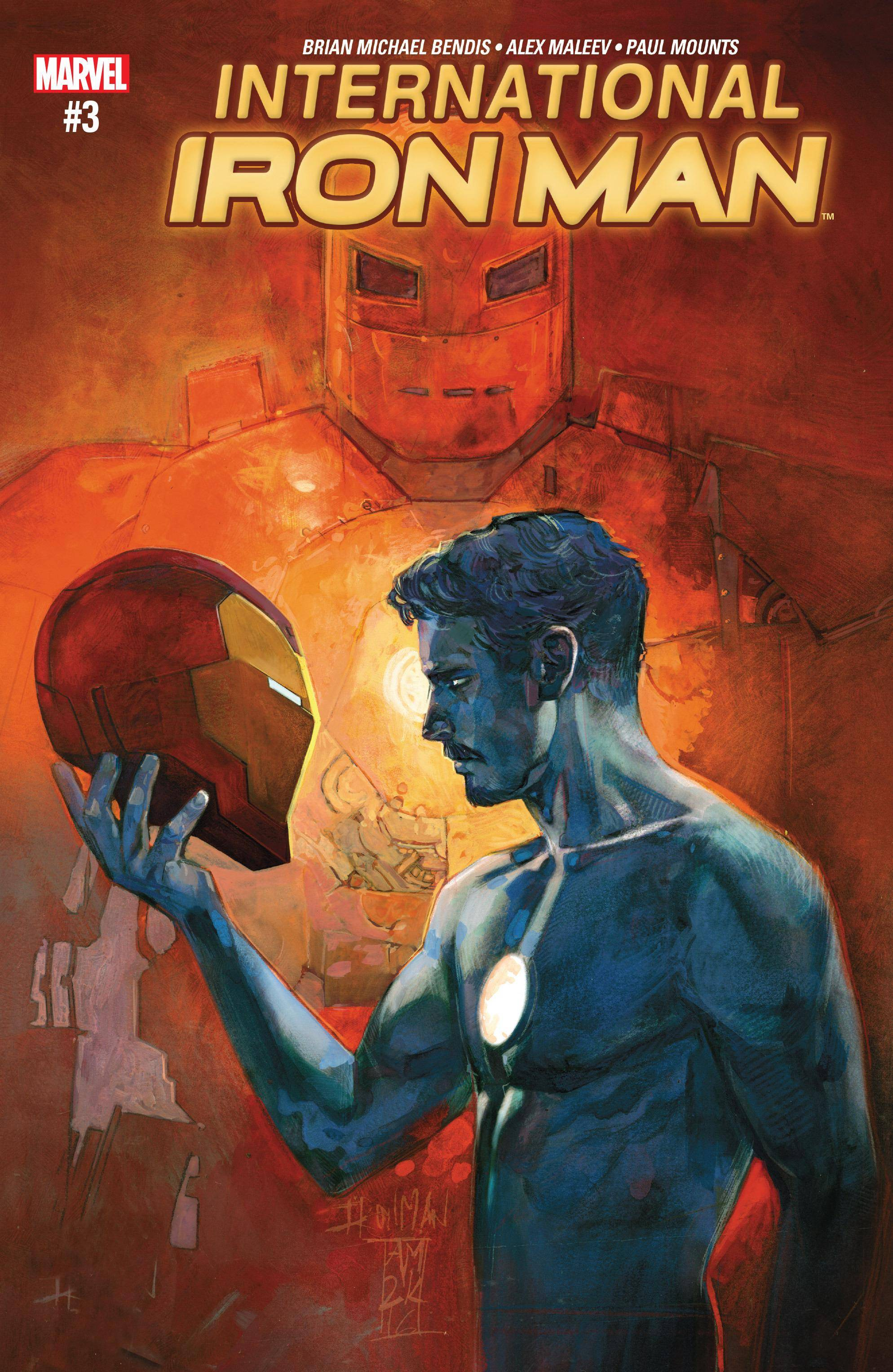 International Iron Man 003 2016 digital