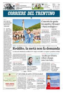 Corriere del Trentino - 9 Aprile 2019