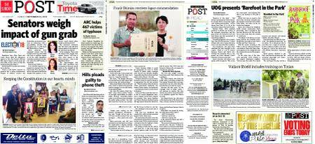 The Guam Daily Post – September 23, 2018