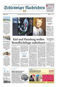 Schleswiger Nachrichten - 15. Juni 2019