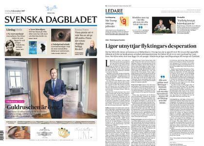 Svenska Dagbladet – 09 december 2017