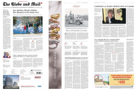 The Globe and Mail – April 30, 2019