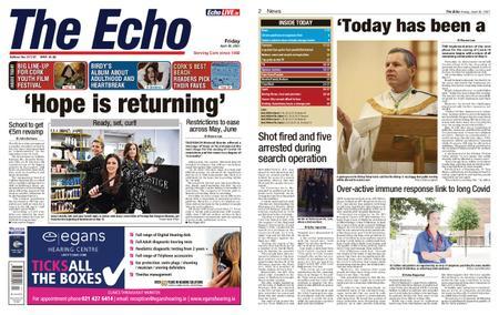 Evening Echo – April 30, 2021
