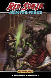 Red Sonja-Atlantis Rises 2013 Digital DR & Quinch