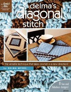 Delma's Diagonal Stitch