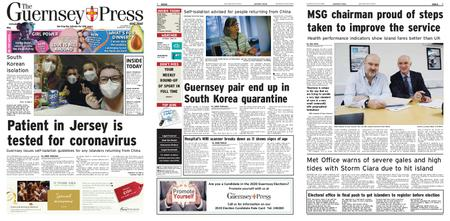 The Guernsey Press – 08 February 2020