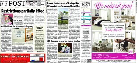 The Guam Daily Post – May 09, 2020