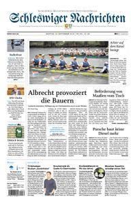 Schleswiger Nachrichten - 24. September 2018