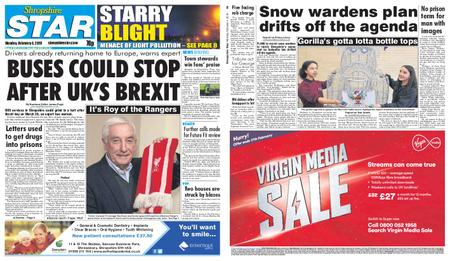 Shropshire Star Shrewsbury Edition – February 04, 2019