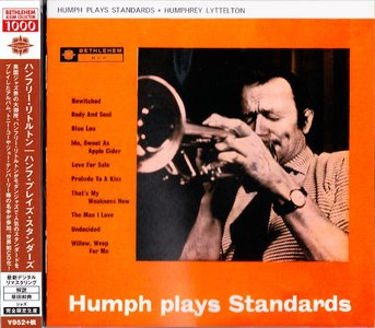 Humphrey Lyttelton - Humph Plays Standards (1960) {2014 Japanese Bethlehem Album Collection 1000 CDSOL-6151}