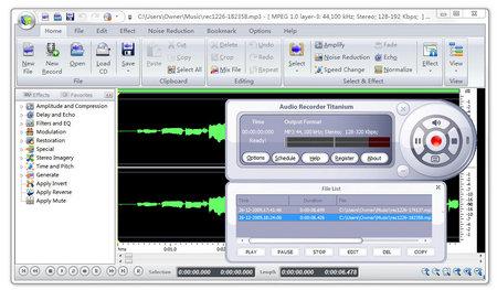Audio Recorder Titanium 7.1.2 Portable