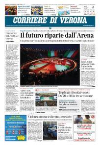 Corriere di Verona – 26 luglio 2020