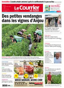 Le Courrier de l'Ouest Cholet – 09 septembre 2021