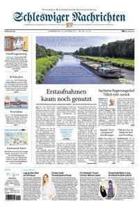 Schleswiger Nachrichten - 19. Oktober 2017