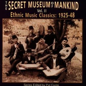 VA - The Secret Museum of Mankind, Vol. 2: Ethnic Music Classics 1925-48 (1995)