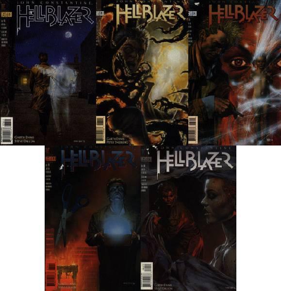 Hellblazer Comics Part 18