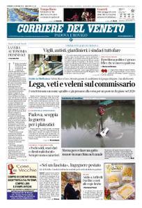 Corriere del Veneto Padova e Rovigo – 16 giugno 2019